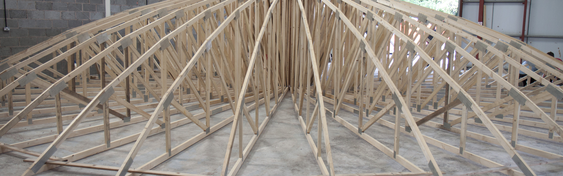 Roof Trusses for Globe