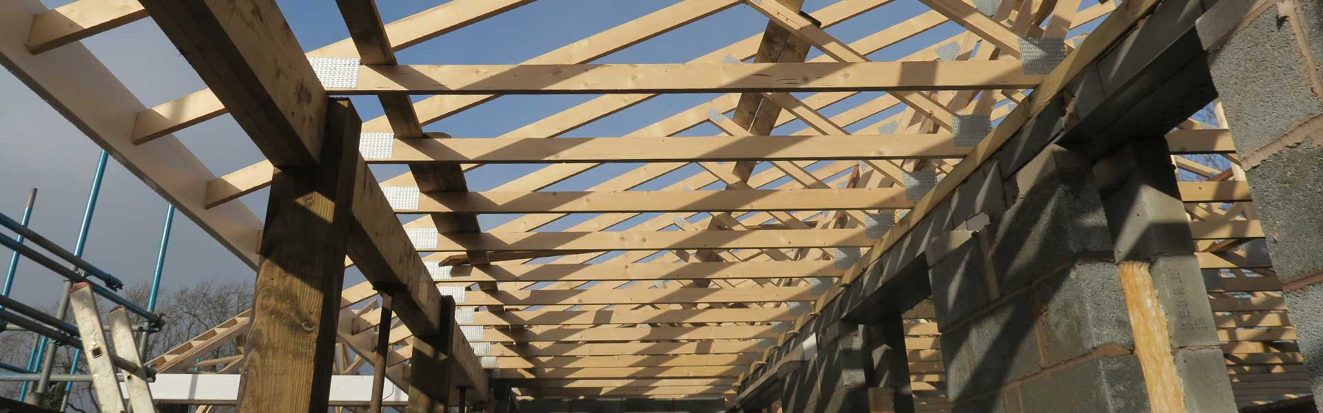 Roof Trusses for Knockin