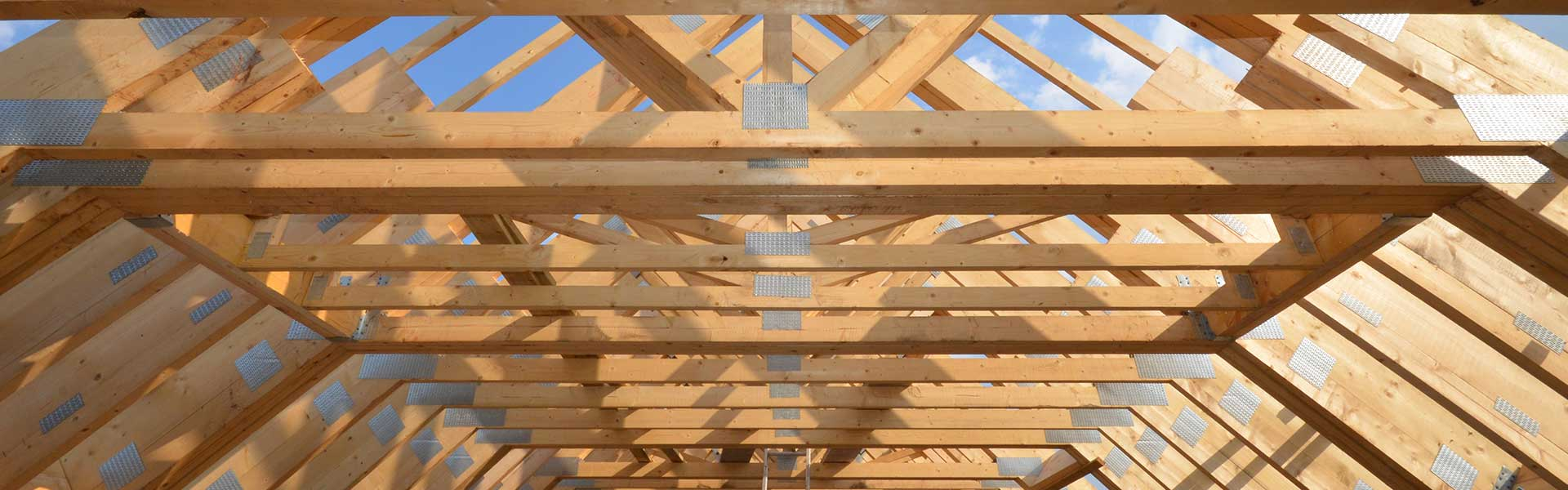 Roof Trusses for Tarporley 'Superchord' Self-Build