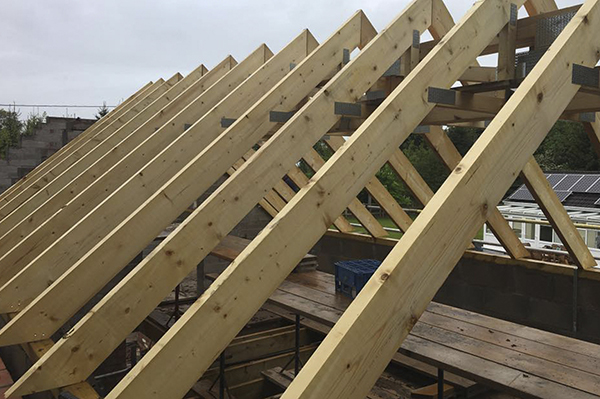 Roof Trusses Online Quote