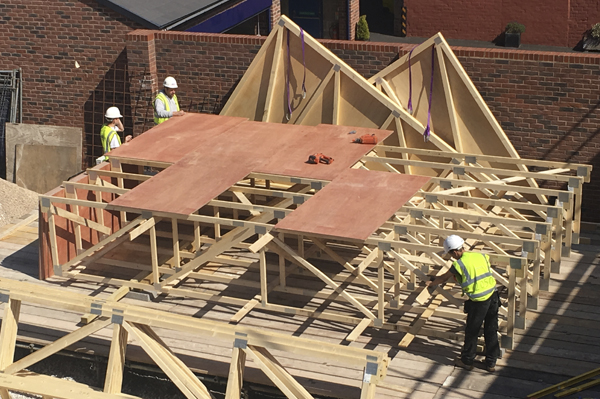 Attic Roof Trusses UK