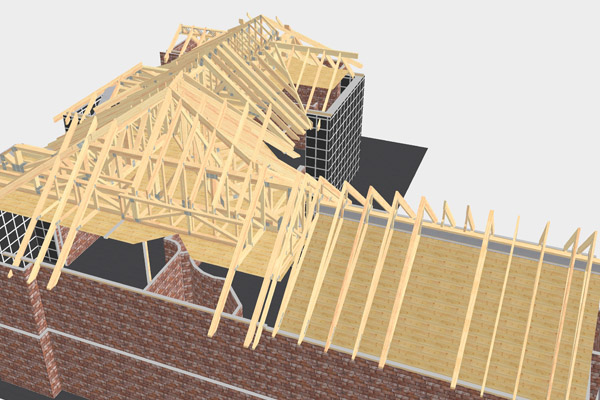 Bespoke Attic Trusses