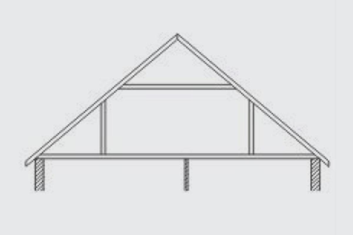 Attic Truss Design Minera Roof Trusses