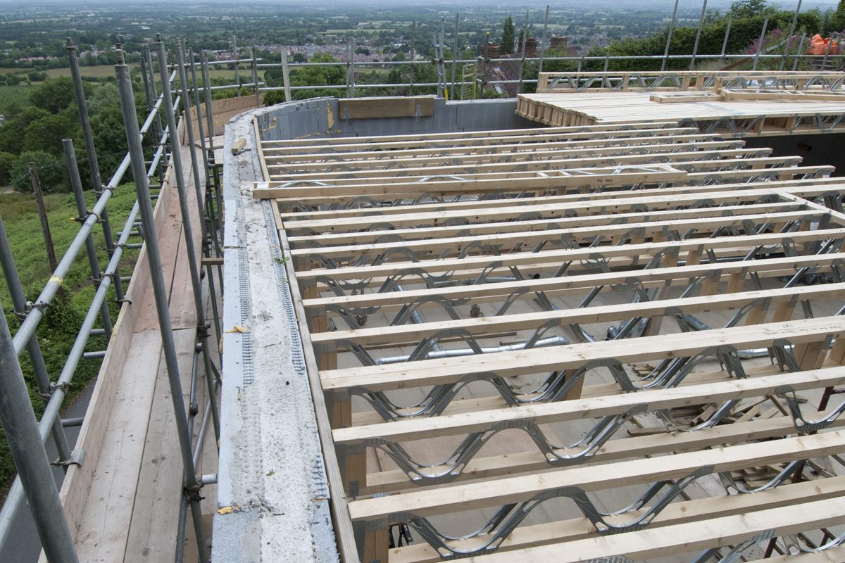 Metal web floor joists meze blog Floor joist trusses