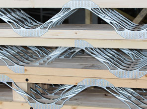 Metal Web Joists