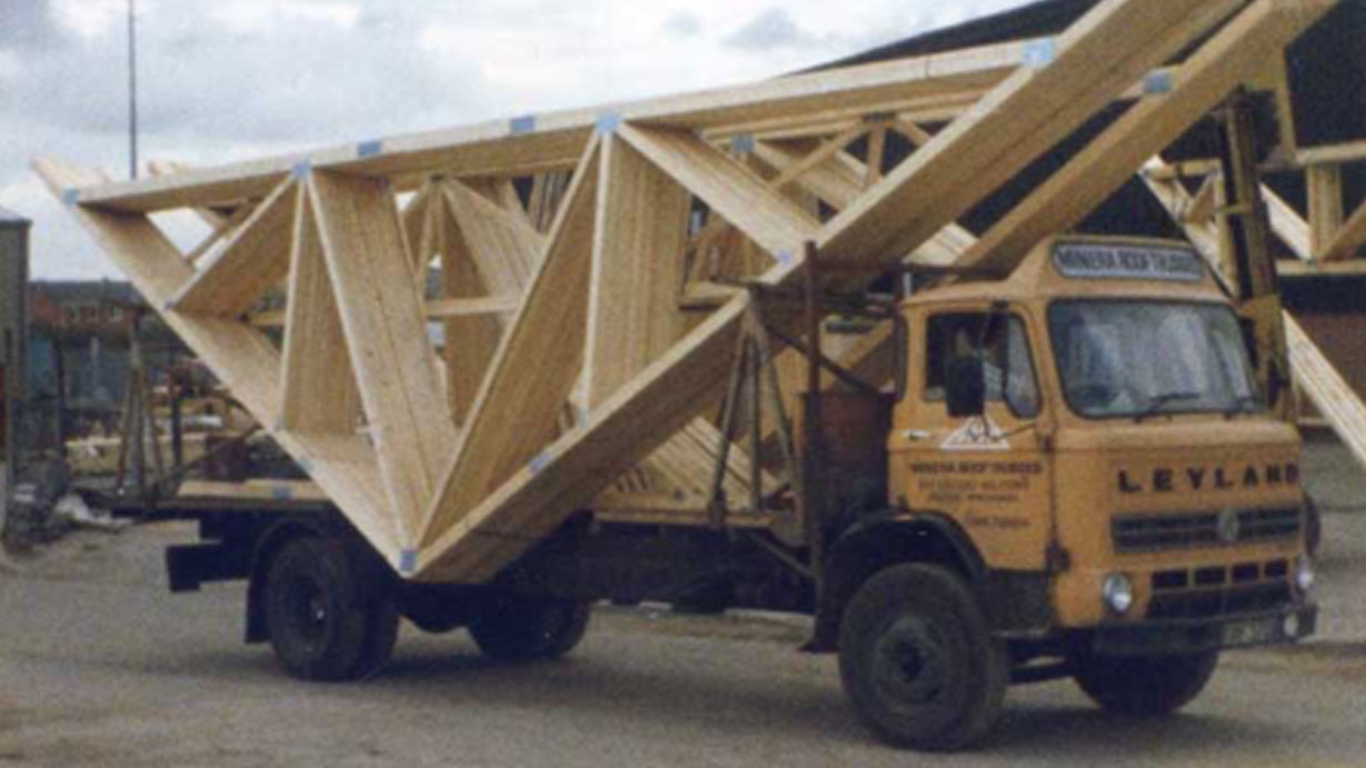 History of Roof Trusses Prices
