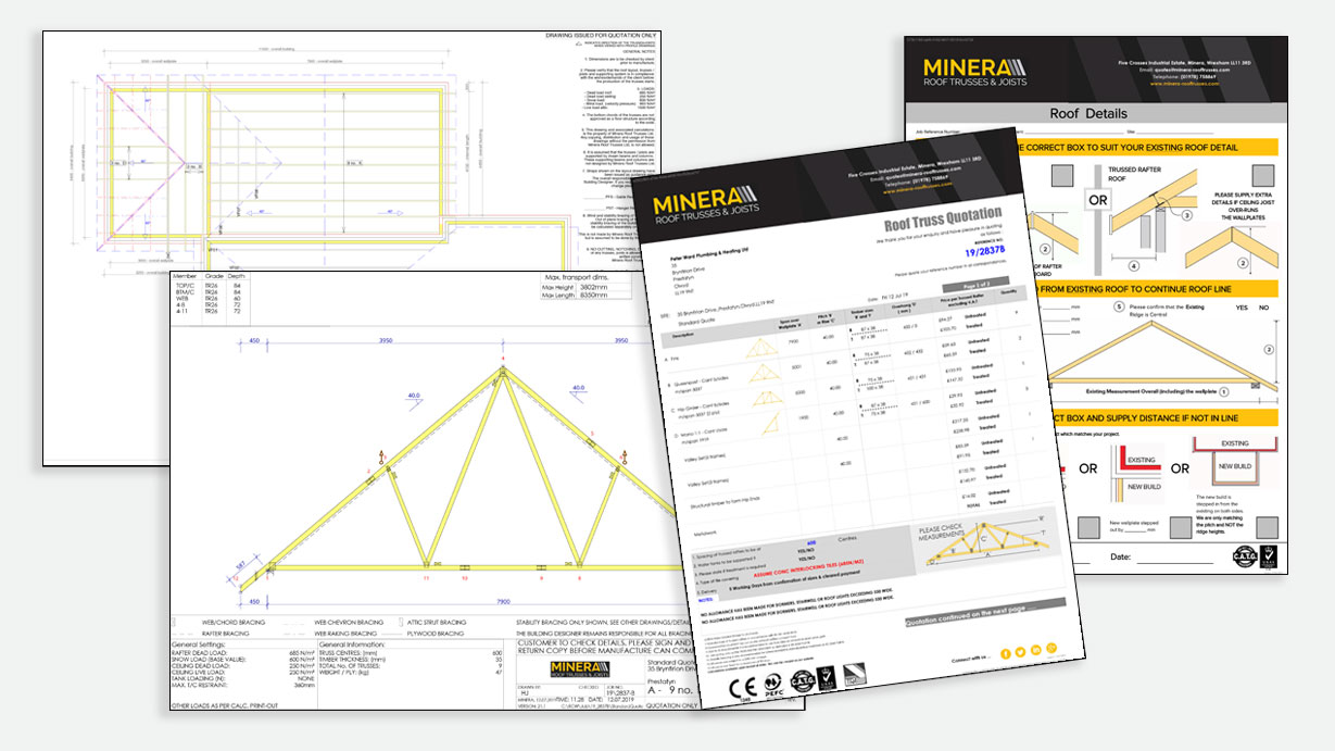 Roof Trusses Prices Quote