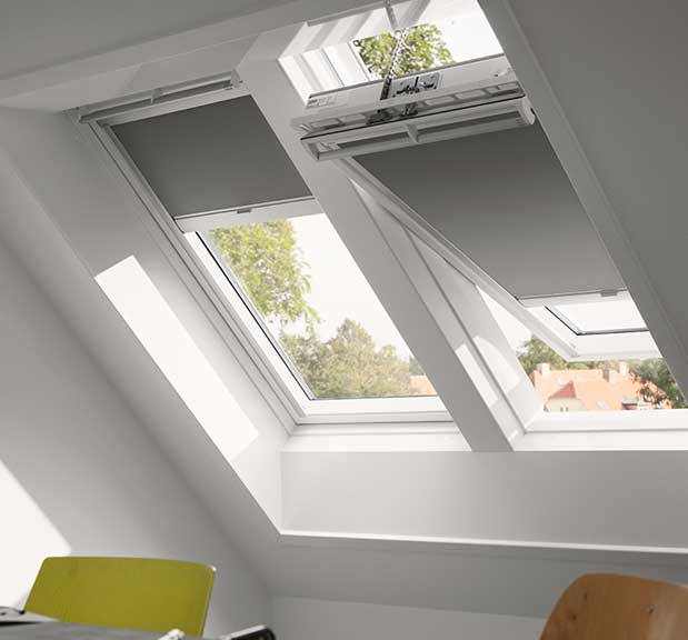 Velux Roof Window Blinds