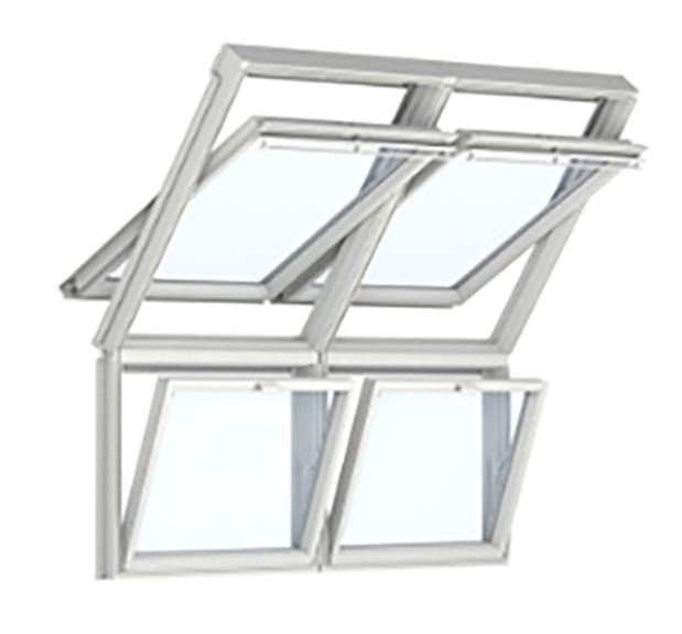 Velux Sloping Roof Window