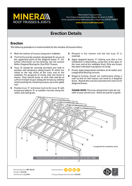 Erection Details