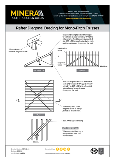 prada roof truss instillation guide pdf