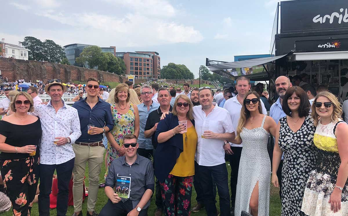 MRT's Annual Trip to Chester Races