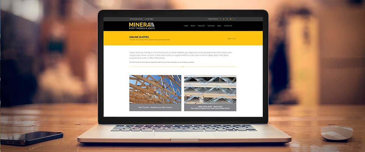 Ordering with Minera Roof Trusses – A Customer's 'How To' Guide